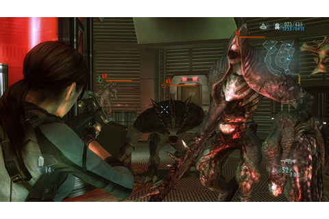 Resident Evil Revelations Review (PS4)