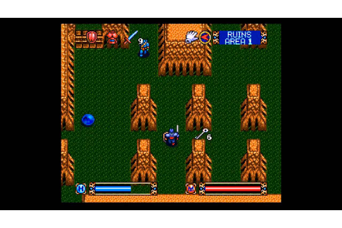 Brandish ... (SNES) 60fps - YouTube