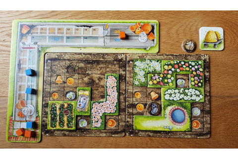 The Game Shelf: Planting the seed of a good time:- Cottage ...