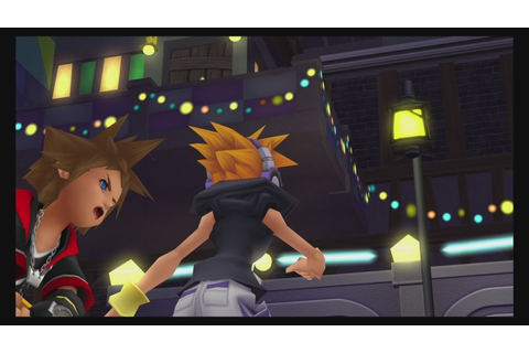 Kingdom Hearts HD 2.8: Final Chapter Prologue : Game Over ...