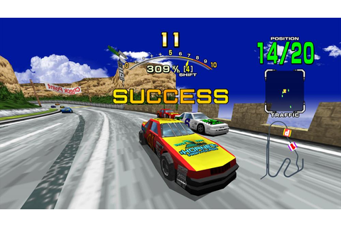 Daytona USA | Xbox 360 | ZTGD: Play Games, Not Consoles