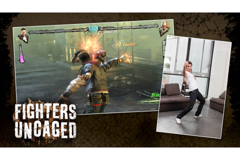 Fighters Uncaged | Official Website | Game Details | Ubisoft