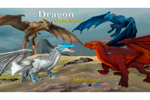 Dragon Multiplayer 3D - By Wild Foot Games Simulation ...