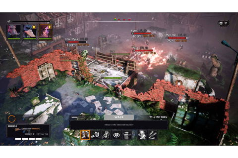 Learn the in-depth tactics of Mutant Year Zero: Road to ...