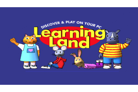 Learning Land 1 - At The Playground (Educational Game ...