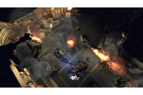 Alien Breed 3: Descent Xbox 360, PS3, PC review - DarkZero
