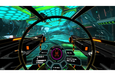 Radial-G: Racing Revolved (PS4 / PlayStation 4) News ...