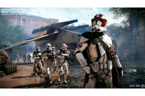 STAR WARS: BATTLEFRONT 2's CLONE WARS Content Coming In ...