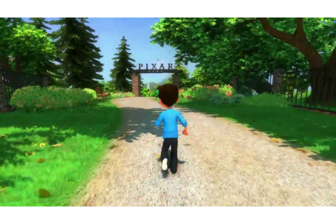 Kinect Héros - Une aventure Disney Pixar (Kinect Rush ...