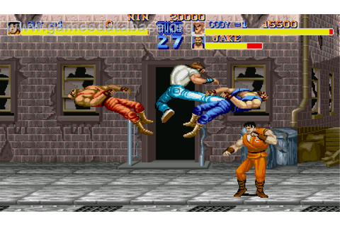Retro Game: Final Fight 1989 fue la época en la... - El ...