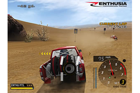 Enthusia Professional Racing Archives - GameRevolution