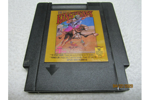King of Kings The Early Years Nes Nintendo | eBay