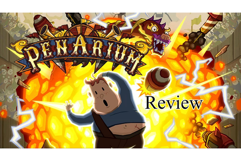 Penarium [Game Review] - YouTube