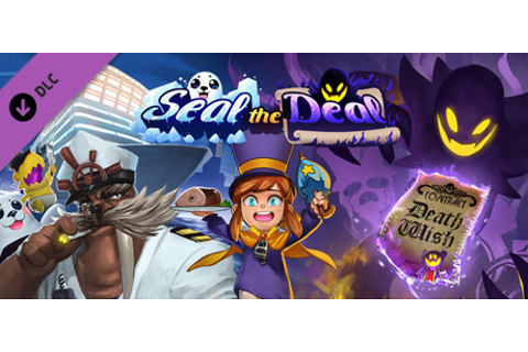 A Hat in Time - Seal the Deal on Steam
