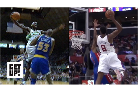 Best in-game NBA dunks of all-time | Get Up! - YouTube