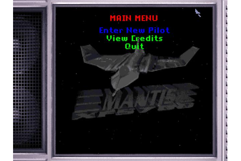 XF5700 Mantis Experimental Fighter download PC