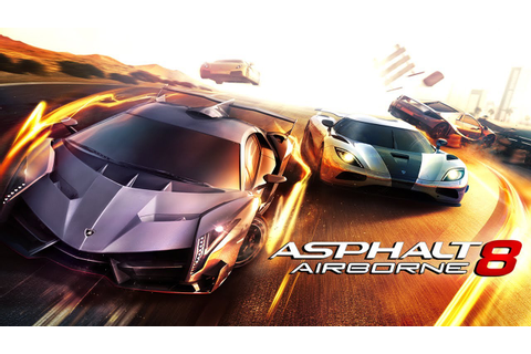 asphalt 8 Airborne for pc ~ Download Free Games