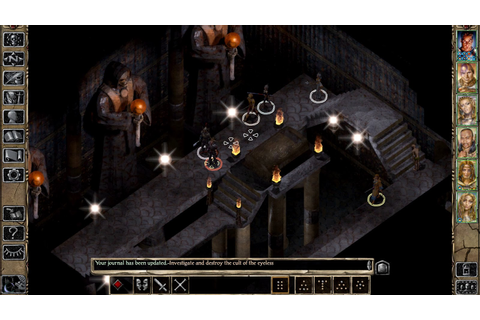 Baldur's Gate II Enhanced Edition Download Full Game ...
