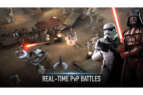 Star Wars™: Force Arena - Android Apps on Google Play