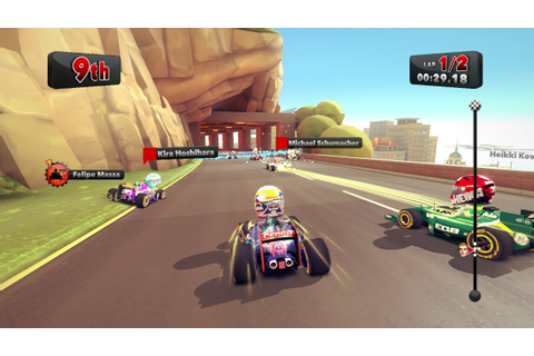 F1 RACE STARS™ - Buy and download on GamersGate