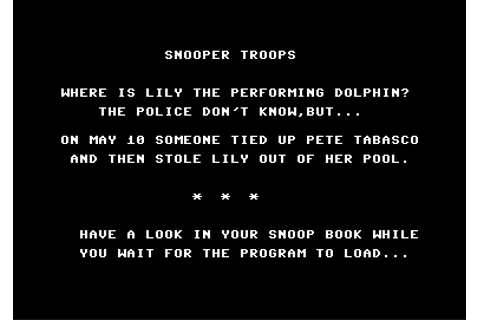 Download Snooper Troops: Case #2 - The Case of the ...
