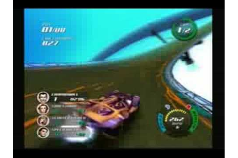 Speed Racer: The Video Game PS2 full race - YouTube