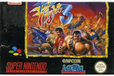 Final Fight 3 (Europe) SNES ROM - CDRomance