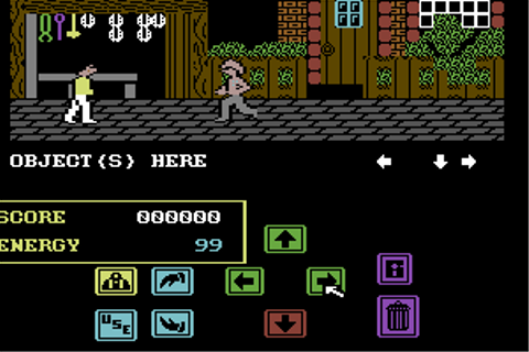 Download Almazz (Commodore 64) - My Abandonware