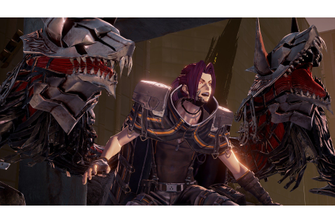 Code Vein Releases A Ton Of New Action Packed Screenshots ...
