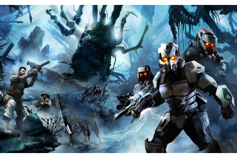 Killzone 3 soldiers video games wallpaper | AllWallpaper ...