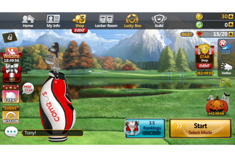 Golf Star™ – Games for Android 2018 – Free download. Golf ...