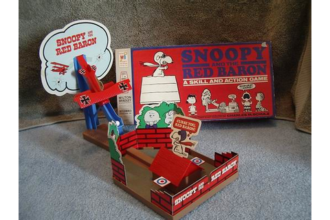 Snoopy and the Red Baron Game | Flickr - Photo Sharing!