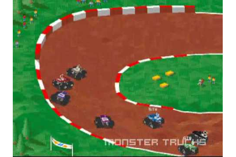 Ultimate Super Skidmarks Vehicles (Amiga CD32) - YouTube