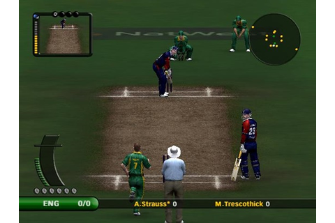 EA Cricket 07 Game - Free Download Full Version For PC