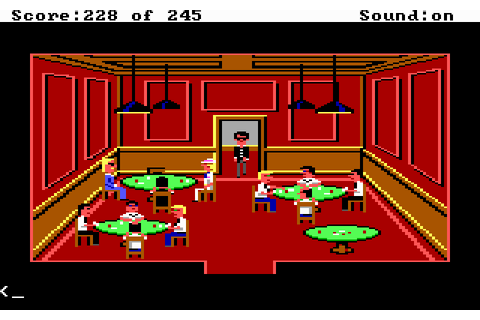 Police Quest: In Pursuit of the Death Angel (1987 - DOS ...