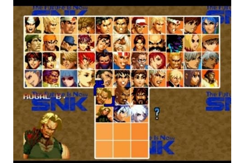 The King Of Fighters 95 Mugen Edition - (Mugen) - Full ...