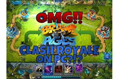 "NEW ""Clash Royale"" GAME ON STEAM!?! - YouTube"