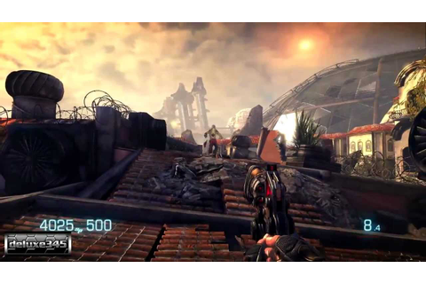 Bulletstorm Gameplay (PC HD) - YouTube