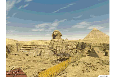 Riddle of the Sphinx Screenshots, Pictures, Wallpapers ...