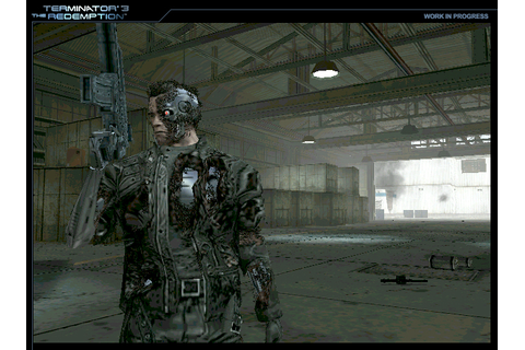 Free Download PC Games Terminator 3 - War Of The Machines ...