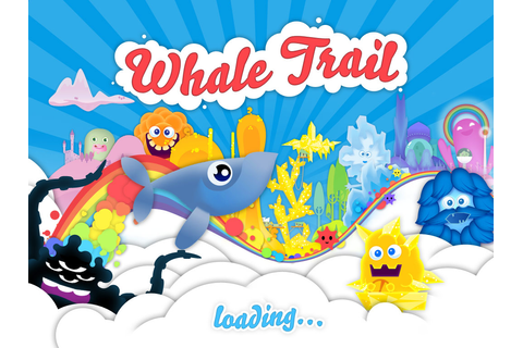 Whale Trail (iOS / Universal) Hands-on preview ...