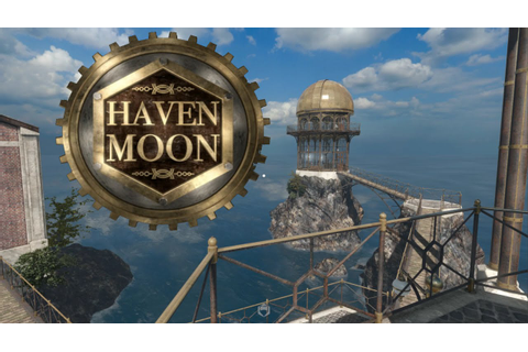 HAVEN MOON 1st look Steam PC - YouTube