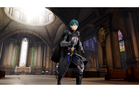 Fire Emblem: Three Houses revealed for Nintendo Switch ...