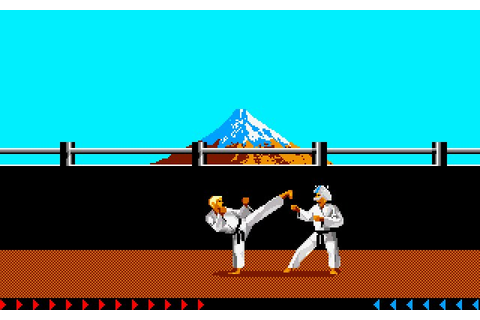 Indie Retro News: Karateka - Meynaf wows the Amiga ...