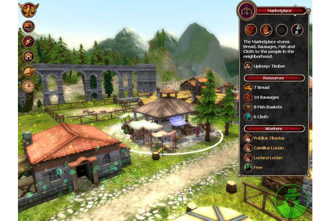 Glory of the Roman Empire Full PC - Download Full Version ...