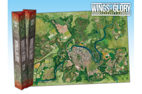 WGA502X – Game Mats « Ares Games