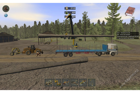 Woodcutter Simulator 2013 - Download Free Full Games ...