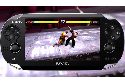 PS Vita - Reality Fighters - Official E3 2011 trailer ...