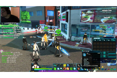[PC] Closers Online OBT! English! Aiming for max level ...