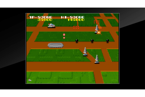 Arcade Archives MAGMAX Review – Brash Games